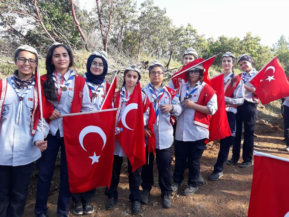 Çanakkale Milli Bilinç Kampı 2018 - MAVİ HALİÇ Gençlik ve Spor Kulübü Derneği | Mavi Haliç