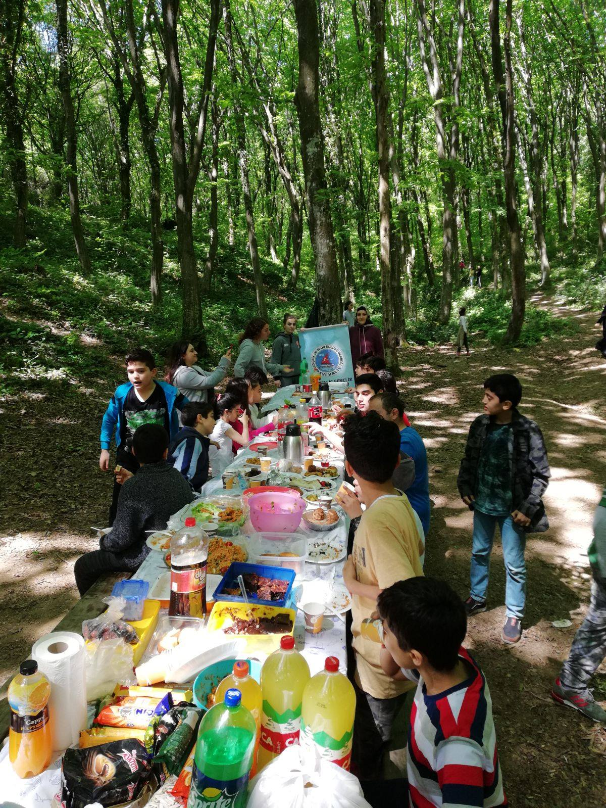 Mavi Haliç Bahar Pikniği - HABERLER - MAVİ HALİÇ Gençlik ve Spor Kulübü Derneği | Mavi Haliç