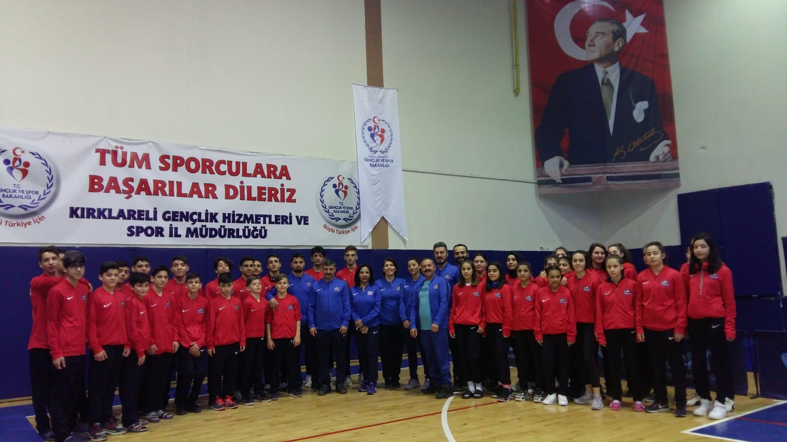 Judo Anadolu yıldızlar liginde sporcularımız - HABERLER - MAVİ HALİÇ Gençlik ve Spor Kulübü Derneği | Mavi Haliç