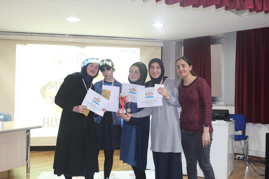 Münazara Yarışması - MAVİ HALİÇ Gençlik ve Spor Kulübü Derneği   Mavi Haliç