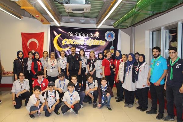 14. Geleneksel İftar Programı - HABERLER - MAVİ HALİÇ Gençlik ve Spor Kulübü Derneği | Mavi Haliç