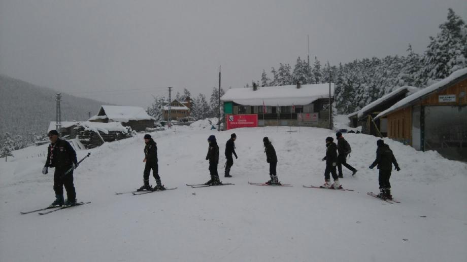 Bolu Kış Kampı 2016 - MAVİ HALİÇ Gençlik ve Spor Kulübü Derneği | Mavi Haliç