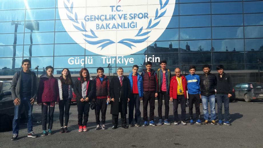 YILDIZLAR ve 16 YAŞ ALTI SALON TÜRKİYE ŞAMPİYONASI - MAVİ HALİÇ Gençlik ve Spor Kulübü Derneği | Mavi Haliç