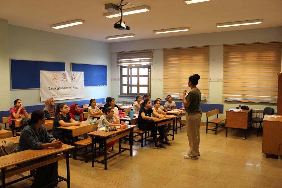 Yaz Dönemi - MAVİ HALİÇ Gençlik ve Spor Kulübü Derneği | Mavi Haliç