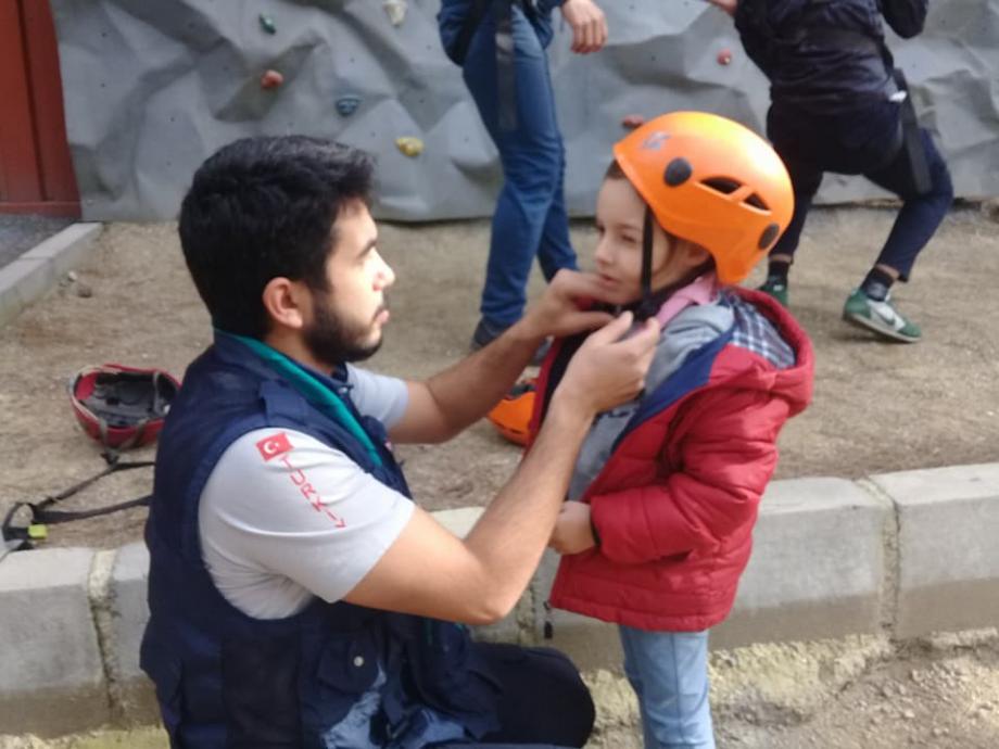 Kayabaşı Şamlar İzci Kampı 2017 - MAVİ HALİÇ Gençlik ve Spor Kulübü Derneği | Mavi Haliç