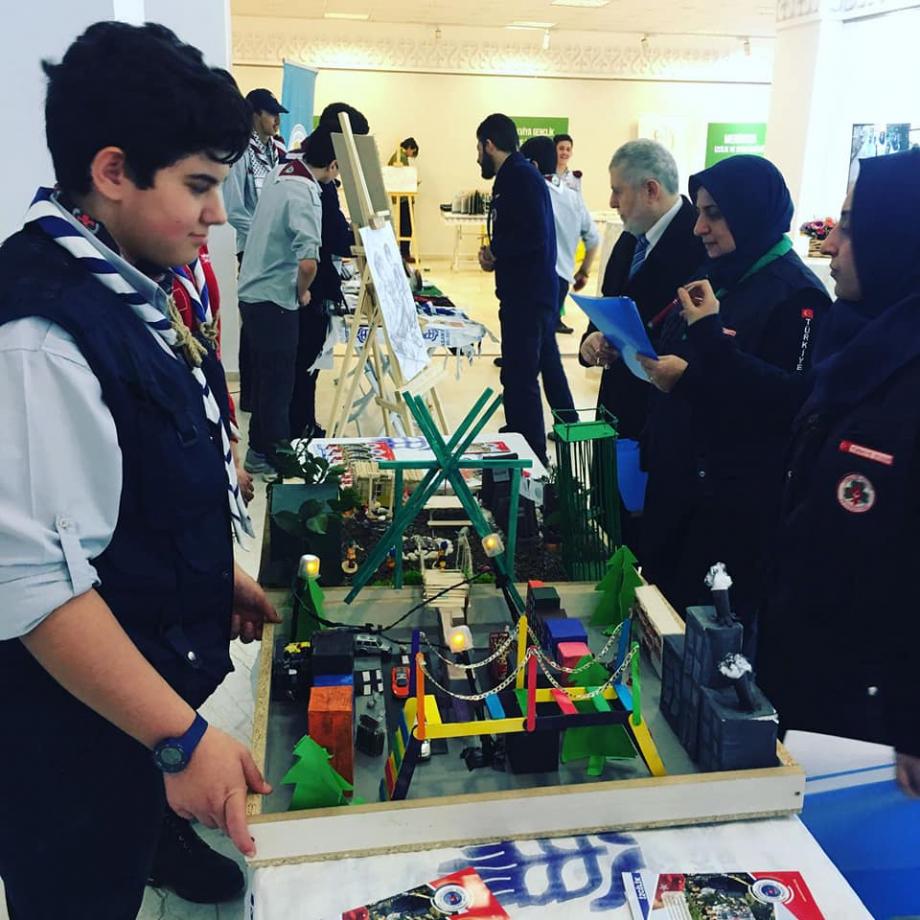 İzci Düşünce Günü 2018 - MAVİ HALİÇ Gençlik ve Spor Kulübü Derneği | Mavi Haliç