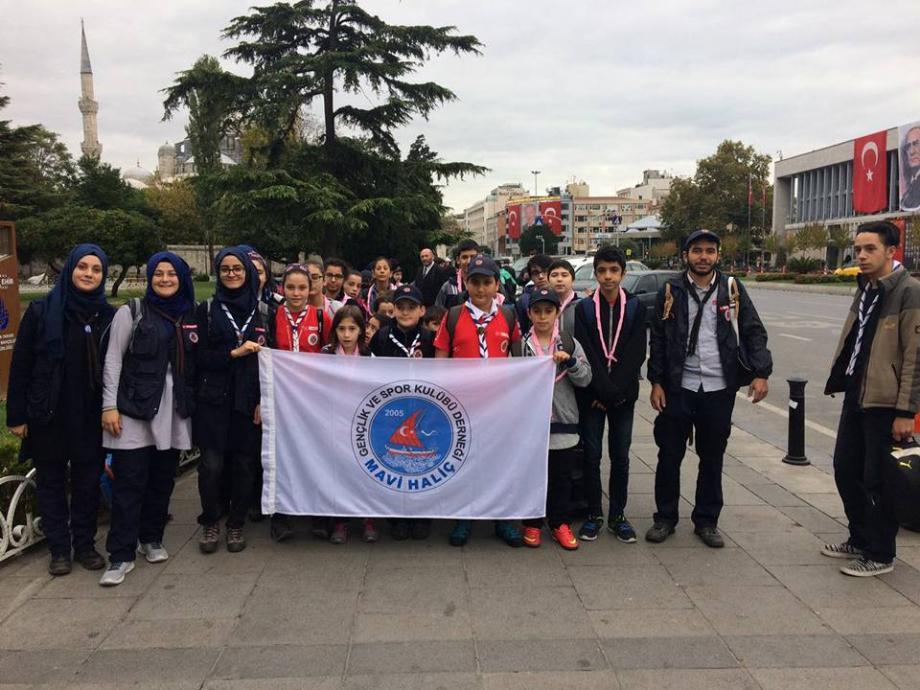 JOTA-JOTİ 2016 - MAVİ HALİÇ Gençlik ve Spor Kulübü Derneği | Mavi Haliç