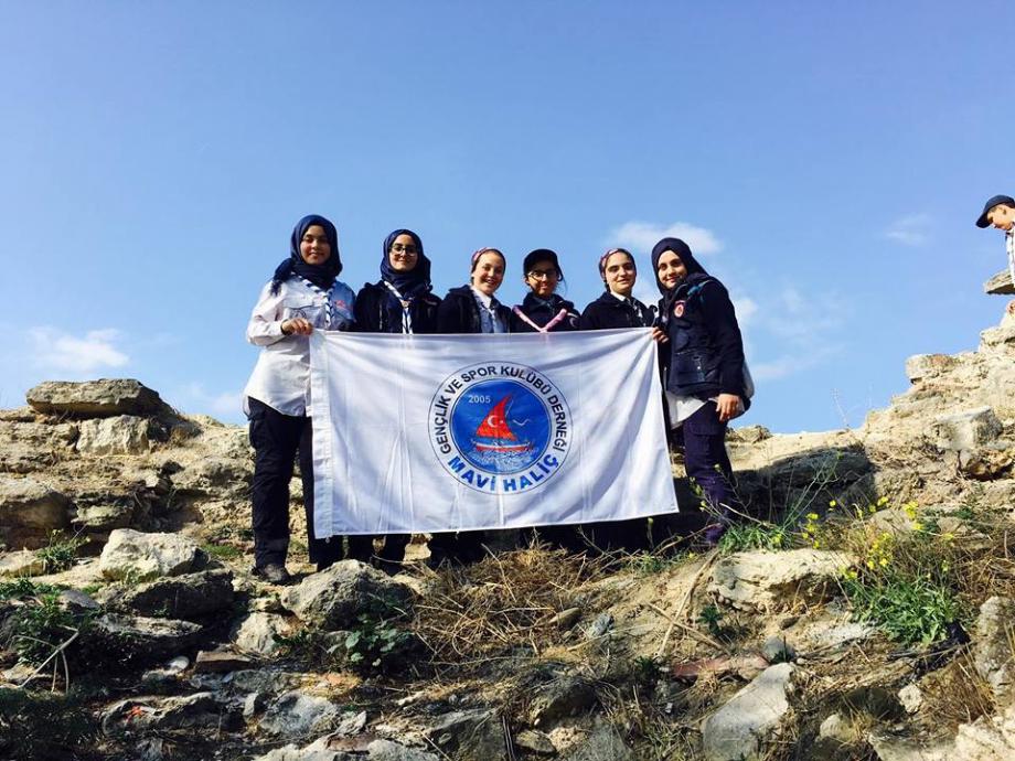 29 Ekim Cumhuriyet Bayramı Yürüyüşü - MAVİ HALİÇ Gençlik ve Spor Kulübü Derneği | Mavi Haliç