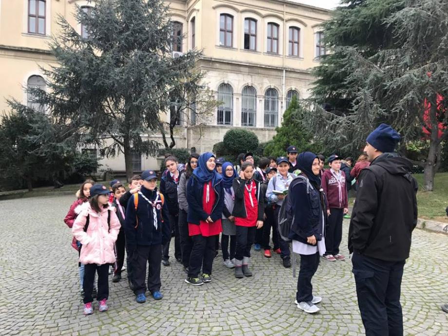 Harbiye Askeri Müze Gezisi - MAVİ HALİÇ Gençlik ve Spor Kulübü Derneği | Mavi Haliç