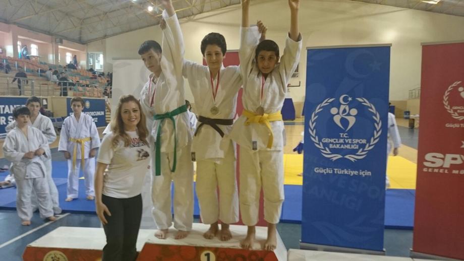 Okul Sporları Küçükler Judo İl Seçmesi - MAVİ HALİÇ Gençlik ve Spor Kulübü Derneği | Mavi Haliç