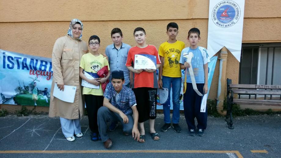 MODEL - MAVİ HALİÇ Gençlik ve Spor Kulübü Derneği | Mavi Haliç