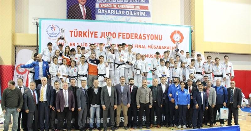 Ümitler 1. Lig 2. Etap (karma) final karşılaşmalarında Judo takımımız... - HABERLER - MAVİ HALİÇ Gençlik ve Spor Kulübü Derneği | Mavi Haliç