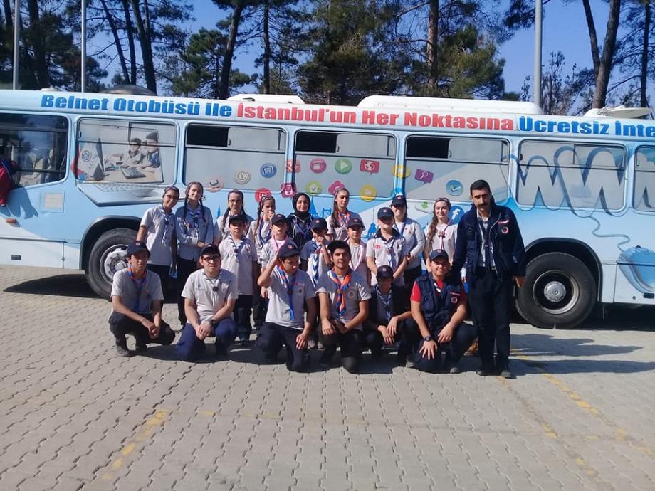 JOTA-JOTİ 2017 - MAVİ HALİÇ Gençlik ve Spor Kulübü Derneği | Mavi Haliç