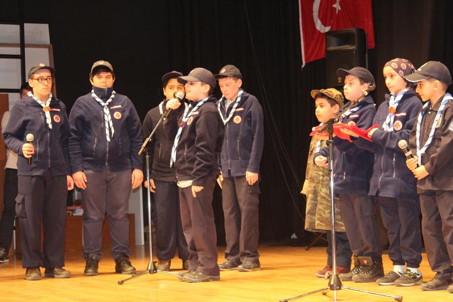 Dünya İzci Düşünce Günü Kutlandı - HABERLER - MAVİ HALİÇ Gençlik ve Spor Kulübü Derneği | Mavi Haliç